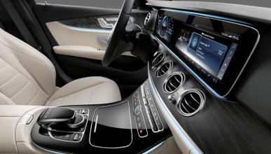 Lo último de Continental: seguridad en el Mercedes Clase E