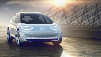 VW ultima detalles de su gama de coches eléctricos