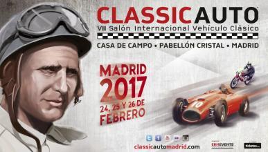 ClassicAuto Madrid 2017: tu cita con la moto clásica
