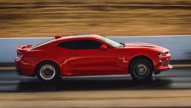 Vídeo: así acelera el Chevrolet Camaro más salvaje