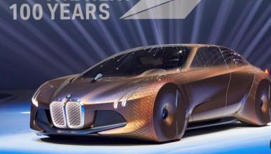 Así de cerca (o de lejos) ve BMW la conducción autónoma