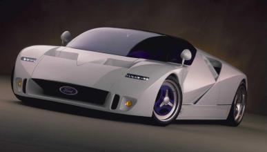 Ford GT90 concept prototipo deportivo