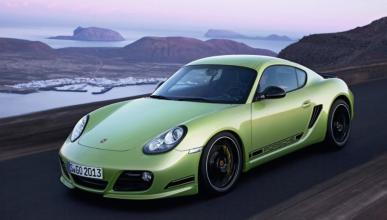 Porsche Cayman R (I)