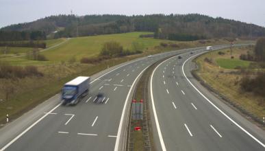 La carretera que recarga los coches eléctricos