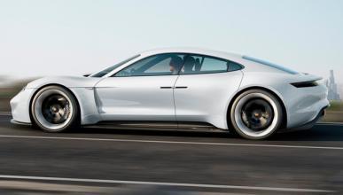 Porsche Mission E, el Porsche eléctrico que está por llegar