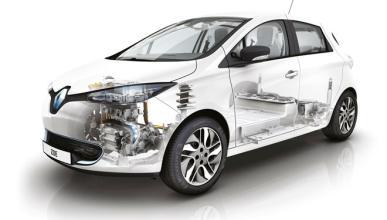 Así funciona el coche eléctrico de Renault