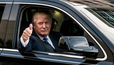 Donald Trump, los coches: un millón de trabajos en peligro