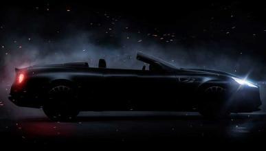 Aston Martin Vengeance Volante para el Salón de Ginebra
