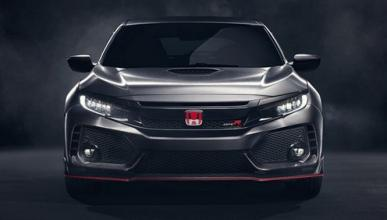 El Honda Civic Type R 2017 debutará en Ginebra