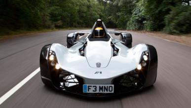 BAC: un nuevo rival para Porsche y Ferrari