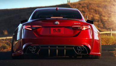 El Alfa Romeo Giulia QV más bestia que has visto