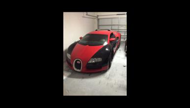Esta réplica del Bugatti Veyron cuesta 71.000 euros