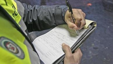 Las multas que más se ponen en Madrid