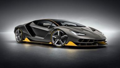 El primer Lamborghini Centenario llega a Emiratos Árabes