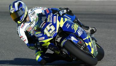 Sete Gibernau probó la Honda de Márquez y Pedrosa en Jerez