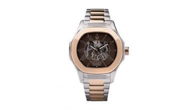 Relojes Maserati: viste tu muñeca de racing