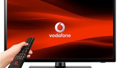 Vodafone comenzará a emitir las motos desde el 9 de marzo