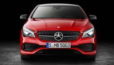 Llamada a revisión de Mercedes: riesgo de incendio
