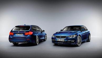 Alpina B3 y B4 S Bi-Turbo