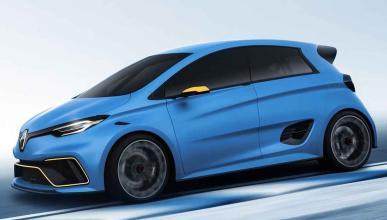 Renault Zoe e-Sport Concept, en el Salón de Ginebra 2017