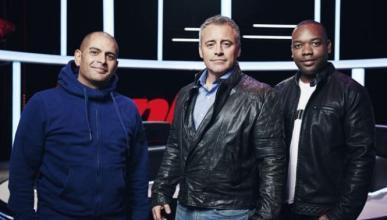 Top Gear vuelve a lo grande en su segunda temporada