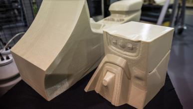 Ford prueba la impresión 3D a gran tamaño