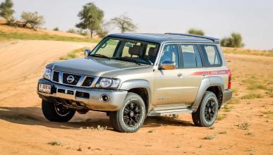 Nissan Patrol Super Safari 2017