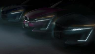 Honda Clarity PHEV y EV: debutarán en Nueva York