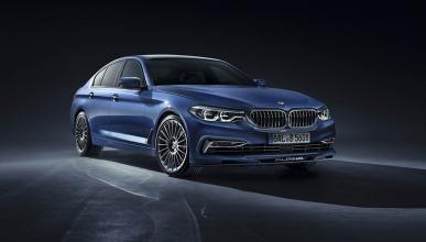Alpina B5 Bi-Turbo 2017