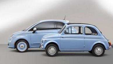 """""""Forever Young"""", el tributo a los 60 años del Fiat 500"""