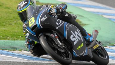Test Moto3 Jerez 2017 (II): turno para Nicolò Bulega