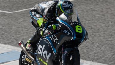 Test Moto3 Jerez 2017 (III): Bulega somete a Canet