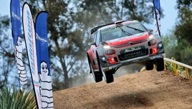 WRC 2017, Rally de México: Meeke da la primera a Citroën