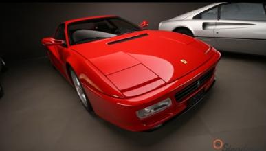 Garaje secreto esconde esta increíble colección de Ferrari