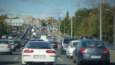 Los coches más contaminantes no podrán aparcar en Madrid