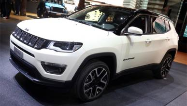 Jeep Compass Opening Edition: con mucho equipamiento