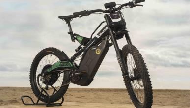 Nueva Bultaco Brinco Land Rover Discovery: máxima aventura