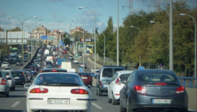 El 40% de vehículos de Madrid no podrían circular en 2025