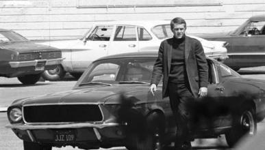 Hallan en México el Mustang de Steve McQueen en 'Bullit'