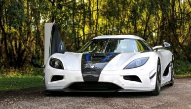 Koenigsegg, mas que una marca una gran familia