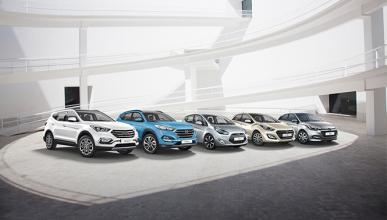 Hyundai celebra 25 años en España con 5 ediciones únicas