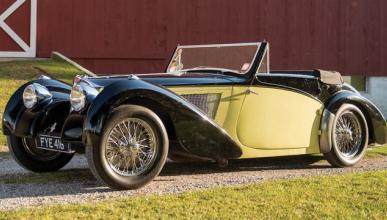 Récord para este Bugatti en una subasta en 2017