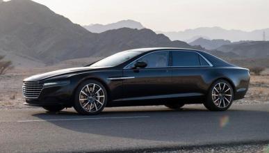 Aston Martin podría lanzar una gama de berlinas Lagonda