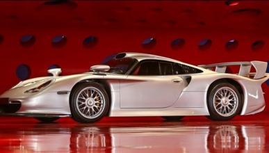 Subastado un rarísimo Porsche 911 GT1 Strassenversion