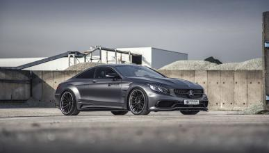 Mercedes Clase S Coupé Prior Design