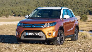 5 virtudes y un defecto del Suzuki Vitara 2017