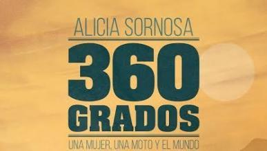 Alicia Sornosa presenta su libro '360 grados'