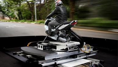 La empresa rFpro crea el primer simulador para motos