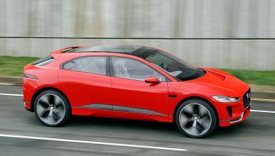 Lo probamos: Jaguar i-Pace