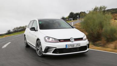 Volkswagen Golf GTI Clubsport dinamica